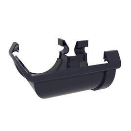 Kampas latako universalus Scala PVC G125, grafitas