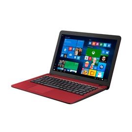 NEŠIOJAMASIS KOMPIUTERIS ASUS X541UA i3 Full HD W10 Raudonas