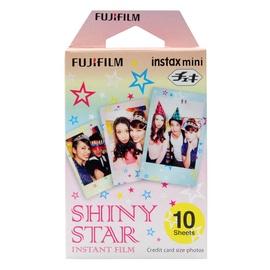 "FOTOJUOSTA ""INSTAX MINI SHINY STAR"" (10/PK) (FUJIFILM)"
