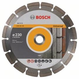 Segmentinis deimantinis diskas Bosch, 230X22.23mm