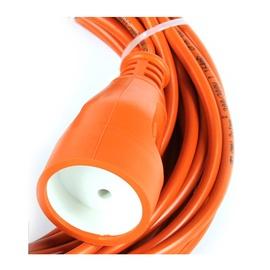 Ilgintuvas PK-1030, 2X1 mm², 30 m, oranžinis