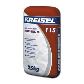 Mūro mišinys KREISEL M 115, 25 kg