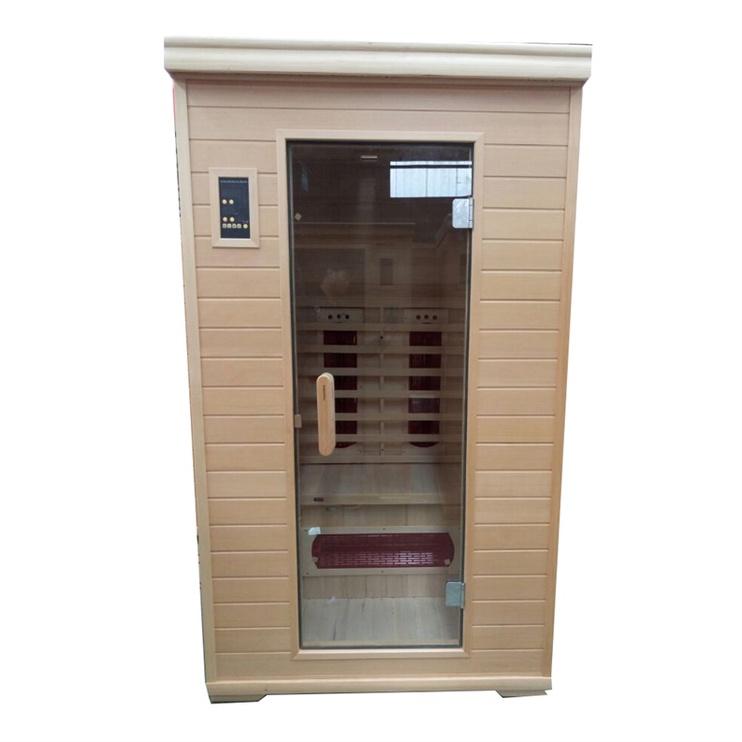 Infraraudonųjų spindulių sauna Flammifera; 2 asmenims