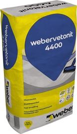 Kiirkivinev põrandasegu Weber Vetonit 4400, 0-30 mm, 20 kg