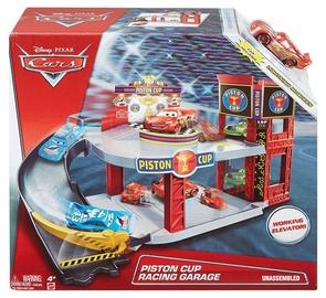 Žaibo Makvyno trasa - garažas, Cars 3 Piston Cup Racing Garage DWB90