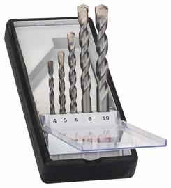 Betoonipuuride komplekt Bosch Silver Perccusion