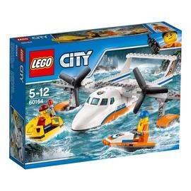 Konstruktorius LEGO City, Pakrantės gelbėtojų lėktuvas 60164
