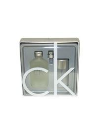 Rinkinys Calvin Klein CK One: tualetinis vanduo EDT 100ml + 75ml pieštukinis dezoderantas, universalus