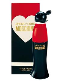 Tualetinis vanduo Moschino Cheap And Chic EDT 50ml, moterims