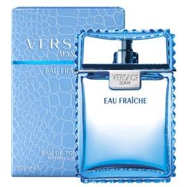 Tualetinis vanduo Versace Man Eau Fraiche EDT 50ml, vyrams