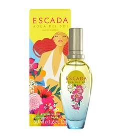 Tualetinis vanduo Escada Agua del Sol EDT 50ml, moterims