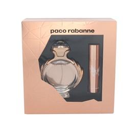 Rinkinys Paco Rabanne Olympea: parfumuotas vanduo EDP 50 ml + EDP 10 ml, moterims