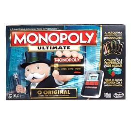 GALDA SPĒLE MONOPOLY BANKING LAT/EST B66