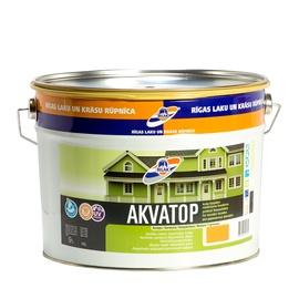 Medinių fasadų dažai Rilak Akvatop, garstyčių spalvos, 9 l