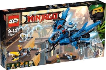 Konstruktorius LEGO Ninjago, Žaibiškas lėktuvas 70614