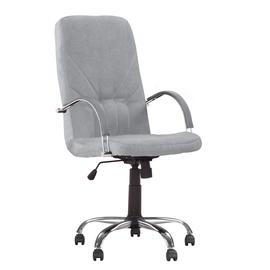 Kėdė Manager Steel, pilka