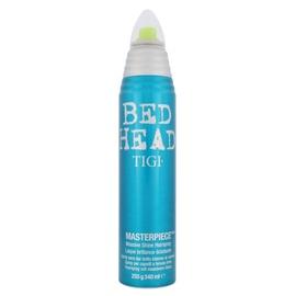 Žvilgesio suteikiantis plaukų lakas Tigi Bed Head Masterpiece, 340ml, moterims