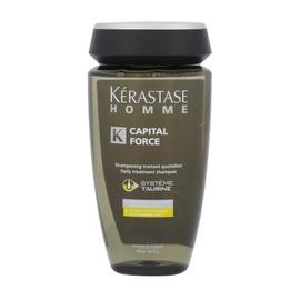 Šampūnas kasdieniam naudojimui Kerastase Homme Capital Force, 250ml, vyrams