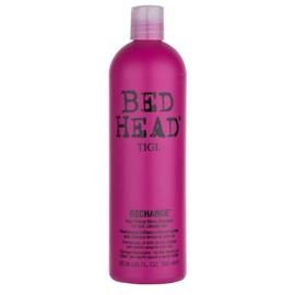 Spindesį suteikiantis šampūnas Tigi Bed Head Recharge High Octane, 750ml, moterims