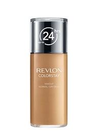 Makiažo pagrindas Revlon Colorstay normaliai/sausai odai, 220 Natural Beige, 30ml, moterims