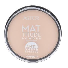 Kompaktinė pudra Astor Anti Shine Mattitude, 1, 14g, moterims