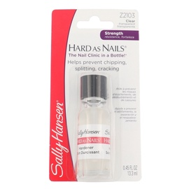 Nagų stipriklis Sally Hansen Hard As Nails, 13,3ml, moterims