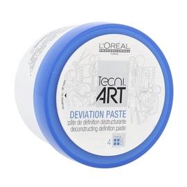 Plaukų modeliavimo pasta L´Oreal Paris Tecni Art Deviation 100ml, moterims/vyrams