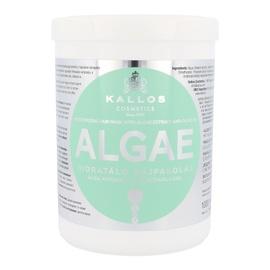 Drėkinamoji kaukė plaukams Kallos Algae, 1000ml, moterims