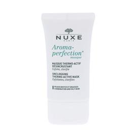 Skaistinanti odą veido kaukė Nuxe Aroma-Perfection Thermo-Active, 40ml, moterims