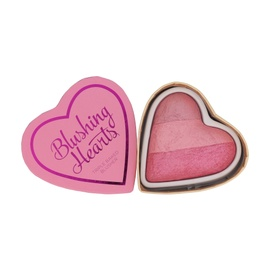 Skaistalai Makeup Revolution Blushing Hearts, 10g, moterims