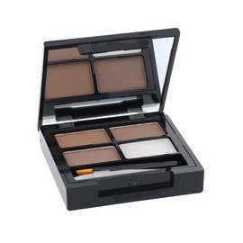 Antakių priežiūros paletė Makeup Revolution London Focus & Fix, Medium Dark, 5,8g, moterims