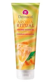 Dušo želė Dermacol Aroma Ritual Mandarine Sorbet, 250ml, moterims