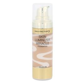 Makiažo pagrindas Max Factor Skin Luminizer, 75 Golden, 30ml, moterims