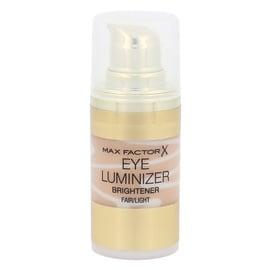 Odą skaistinanti maskavimo priemonė paakiams Max Factor Eye Luminizer Brightener, Fair/Light, 15ml, moterims