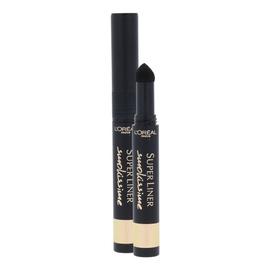 Akių kontūro pieštukas L´Oreal Paris Smokissime, 100 Black Smoke, 1g, moterims