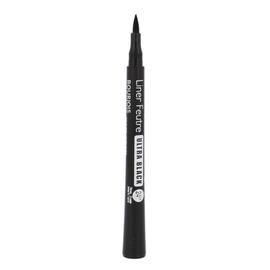 Akių kontūro pieštukas Bourjois Paris Feutre, 41 Ultra Black, 0,8ml, moterims