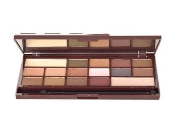 Akių šešėlių paletė Makeup Revolution London I Love Makeup I Heart Chocolate, 22g, moterims