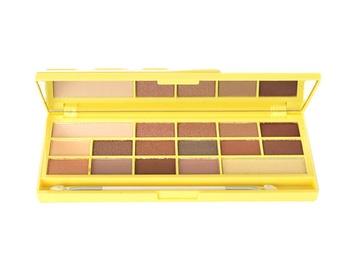 Akių šešėlių paletė Makeup Revolution London I Love Makeup Naked Chocolate, 22g, moterims