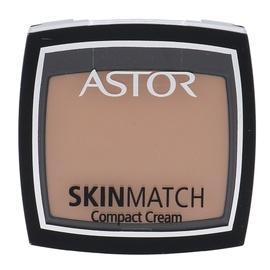 Kreminė-kompaktinė pudra Astor Skin Match, 302 Deep Beige, 7g, moterims