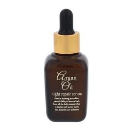 Atkuriamasis plaukų serumas Xpel Argan Oil Night Repair Serum 30ml, moterims