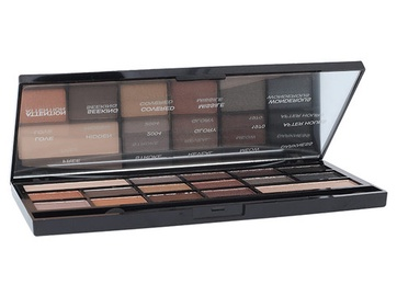 Akių šešėlių paletė Makeup Revolution London I Love Makeup Naked Underneath, 22g, moterims