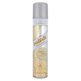 Sausas šampūnas Batiste Plus Brilliant Blonde, 200ml, moterims