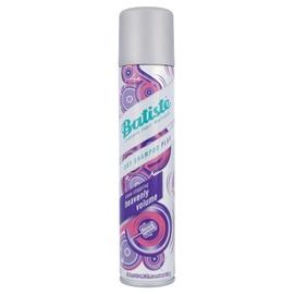 Apimties ir purumo suteikiantis sausas šampūnas Batiste Plus, 200ml, moterims