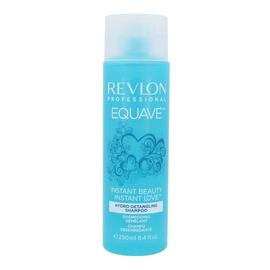 Šampūnas besiveliantiems plaukams Revlon Equave Instant Beauty Love Hydro , 250ml, moterims