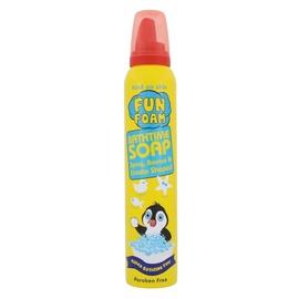 Vonios putos Xpel Fun Foam Bathtime Soap Penguin, 225ml