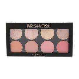 Skaistalų paletė Makeup Revolution, Blush Goddess, 13g, moterims
