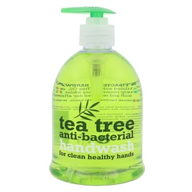 Anti-bakterinis skystas muilas Xpel Tea Tree, 500ml, moterims