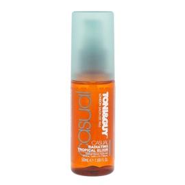 Žvilgesį ir apsaugą nuo UV spindulių suteikianti priemonė Toni&Guy Casual Radiating Tropical Elixir, 50ml, moterims