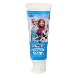 Dantų pasta vaikams ORAL-B Pro Expert Stages Frozen, 75ml, moterims
