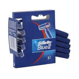 Vienkartiniai skustuvai Gillette Blue II, 5 vnt, vyrams